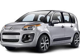 Rent Citroen C3 Picasso, 2014