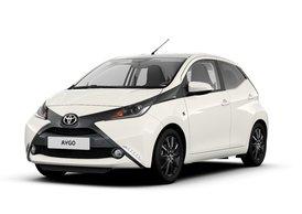 Rent Toyota Aygo, 2018