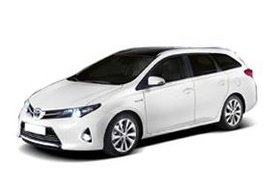 Rent Toyota Auris, 2018