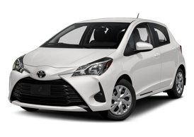 Rent Toyota Yaris, 2018