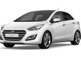 Mietwagen Hyundai i30, 2016