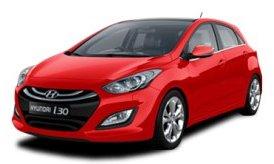 Rent Hyundai i30, 2015