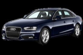 Location Audi A4, 2010