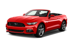 Location Ford Mustang Cabrio, 2014