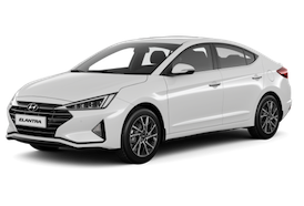 Mietwagen Hyundai Elantra, 2019