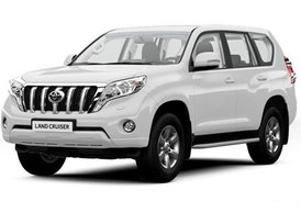 Rent Toyota Land Cruiser Prado, 2009
