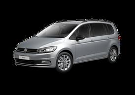 Location Volkswagen Touran, 2018