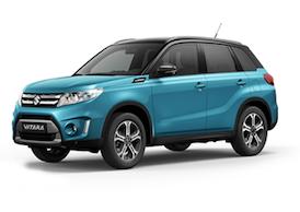 Mietwagen Suzuki Vitara, 2019