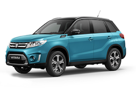 Location Suzuki Vitara, 2017