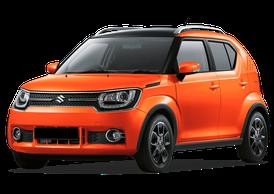 Location Suzuki Ignis, 2020