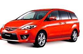 Rent Mazda 5, 2009