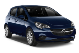 Location Opel Corsa, 2015