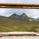 Перевал Седло на севере Черногории