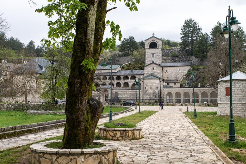 Цетиньский монастырь и Филермская икона