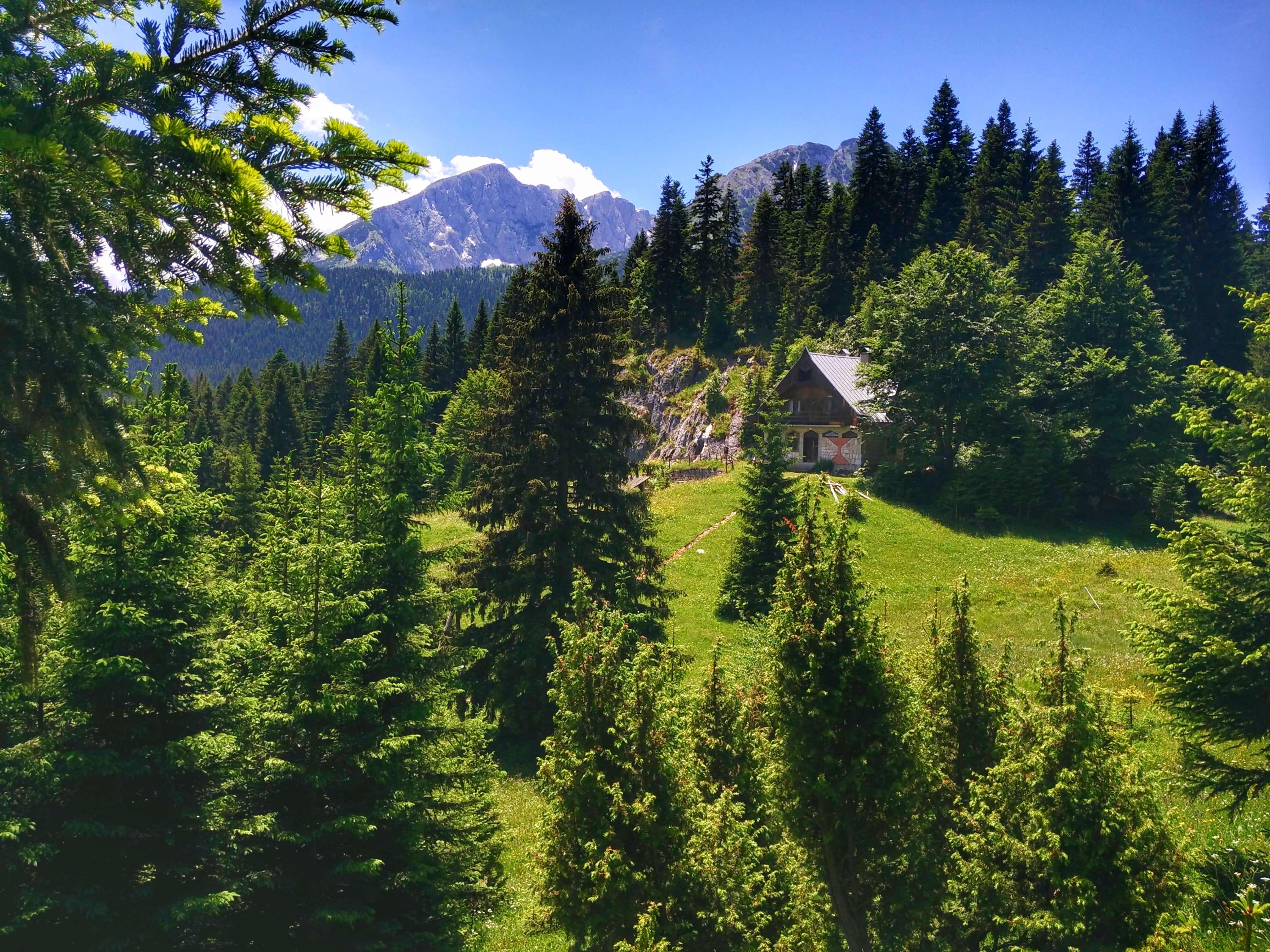 Горы Жабляк
